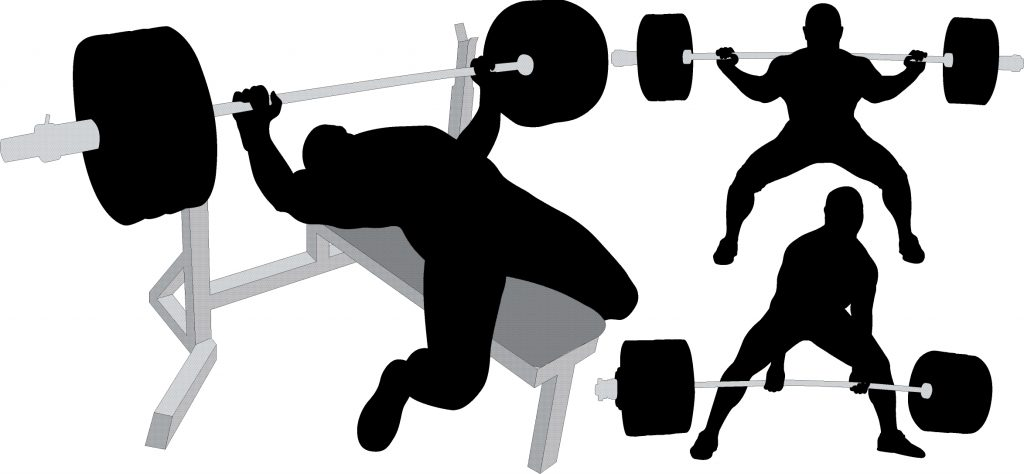 silhouette-skinny-girl-lifting-weights-free-clipart-14