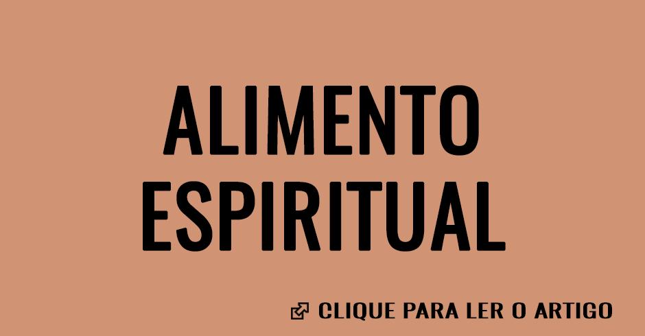 Alimento espiritual